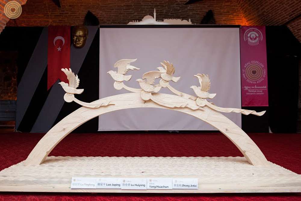 2015 WWD, woodcarving, exhibition, Turkey