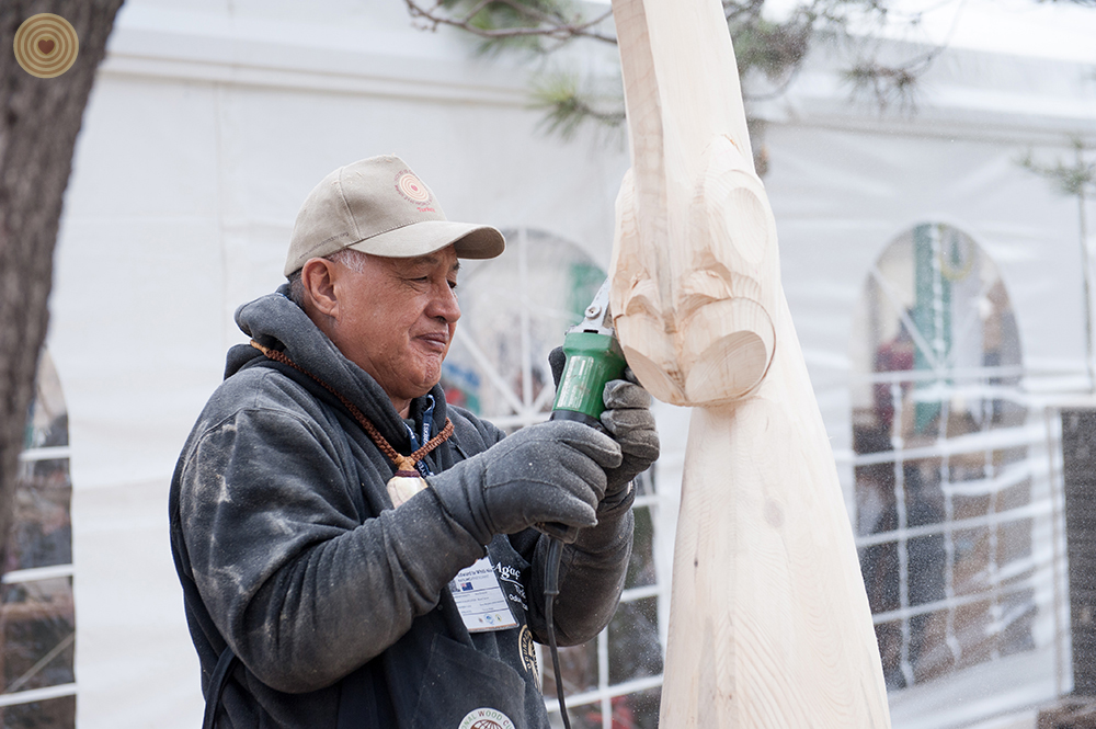 2015 WWD, woodcarving, Turkey