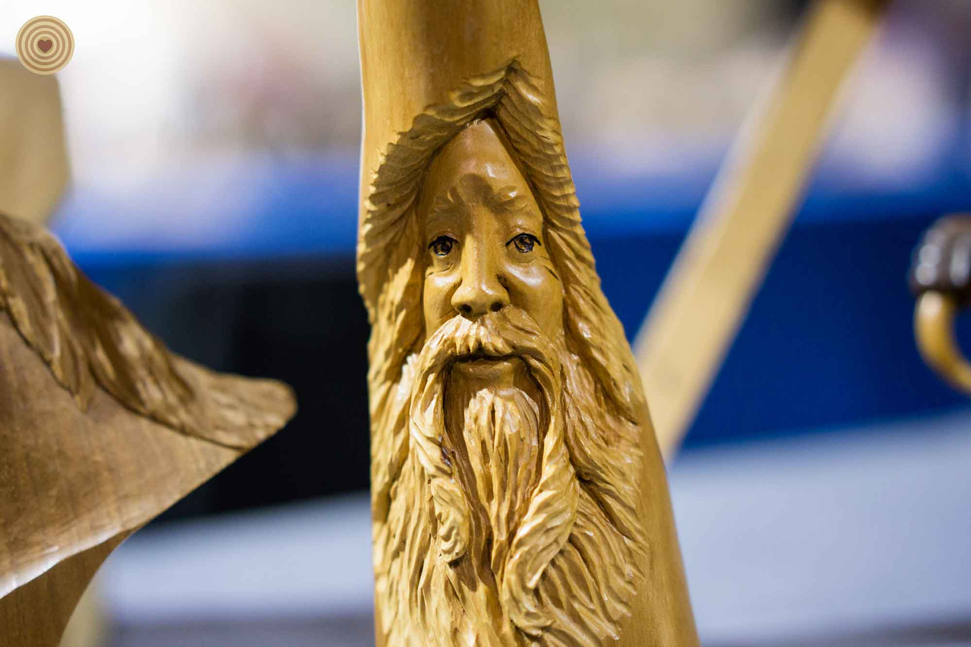 CCG, wood carving