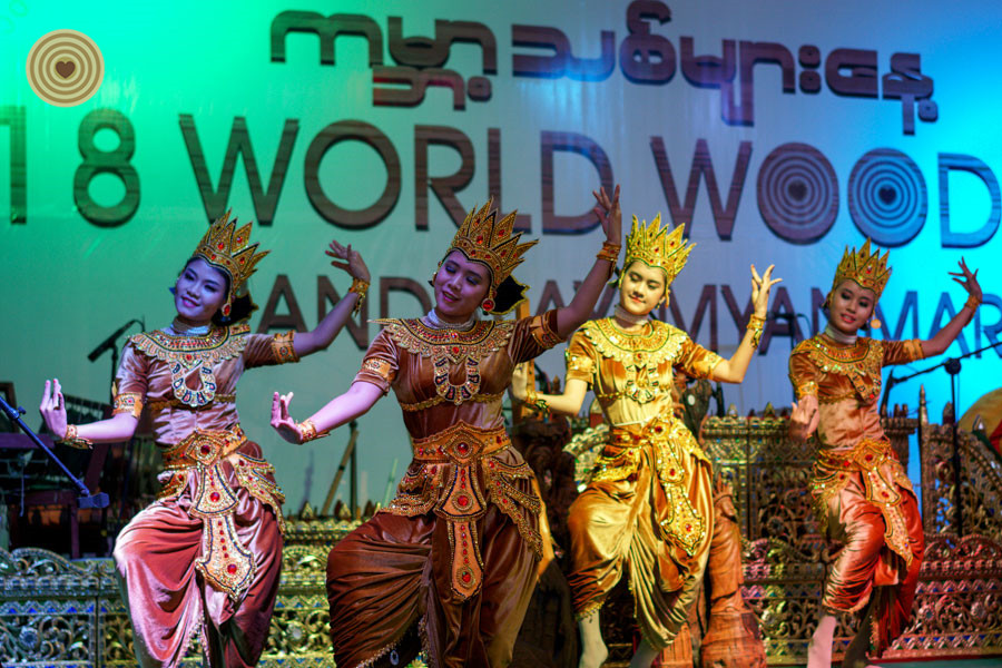Opening Ceremony, 2018 World Wood Day, Myanmar