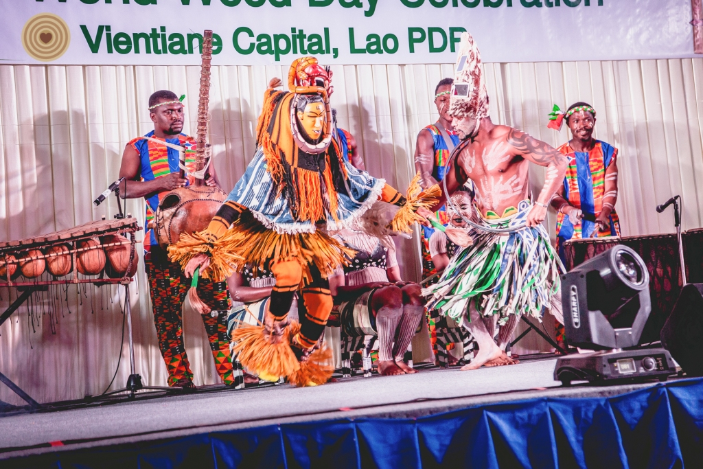 #Laos World Wood Day #Traditional Music and Dance #Côte d'Ivoire #Mexico